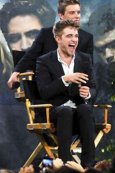 Rob's laugh!