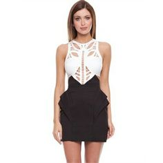 Sass & Bide - Shoulder To Shoulder Dress - from Little Sale Birdy @sass & bide