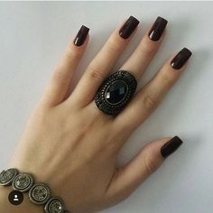 Beautiful nail art designs that are just too cute to resist. It's time to try out something new with your nail art. Elegant Nails, Stylish Nails, Trendy Nails, Nails Polish, Toe Nails, Perfect Nails, Gorgeous Nails, Modern Nails, Black Nails