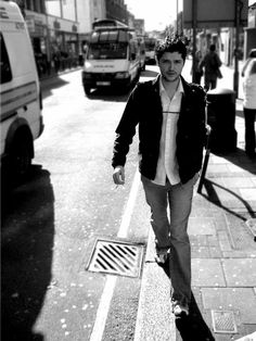Danny O'Donoghue, lead singer of The Script