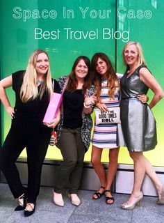 Really proud to announce that Space in Your Case is An Award-winning Travel Blog!
