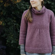 Ravelry: South Bay Sweater pattern by sam lamb