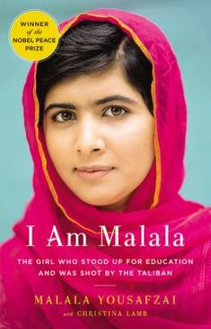 When the Taliban took control of the Swat Valley in Pakistan, Malala Yousafzai  spoke out and fought for her right to an education. She almost paid the ultimate price when she was shot in the head at 16, and few expected her to survive. Instead, Malala's miraculous recovery has taken her  from a remote valley in northern Pakistan to the halls of the United Nations in New York. She became a global symbol of peaceful protest and, at 16, the youngest-ever Nobel Peace Prize laureate.