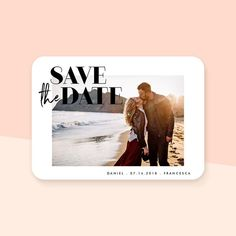 """PhotoAffections on Instagram: """"Make it official 💍 Share your love story with custom save-the-dates. Click the link in our bio to start designing now ✨ • • • •…"""" Save The Date Photos, Save The Date Cards, Save Changes, Photo Cards, Love Story, Dates, Wedding Inspiration, Link, How To Make"""