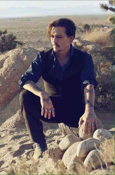 Johnny Depp - Sauvage Dior