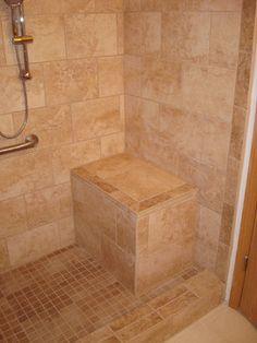 Handicap Shower Design Ideas, Pictures, Remodel, and Decor - page 4