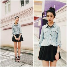Get this look: http://lb.nu/look/5195596  More looks by Zoe  S: http://lb.nu/zoesuen  Items in this look:  Viparo Top
