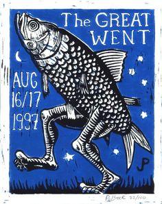 Fish power pollack phish | Mr. Miner's Phish Thoughts