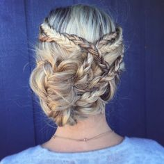 So BuzzFeed Life asked her to teach us her ways. Welcome to Hair Goals 2016, people. | 13 New Ways To Style Your Hair In 2016 That Are Actually Pretty
