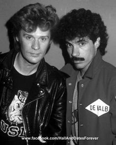 Daryl Hall and John Oates Like this photo? Please join my FB page to see more! www.facebook.com/HallAndOatesForever