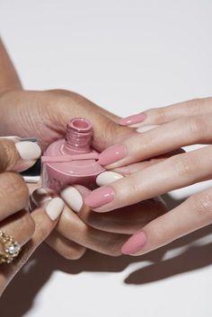 #babypink #NailPolish #Uñas #Nails #Manicure #OPI
