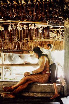 mentawai, indonesia