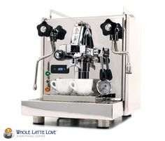A truly exceptional home use espresso machine, the Pro 700 is the realization of Profitec's dream of creating a machine that provides baristas with a singular espresso experience.
