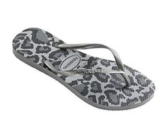 5e5ae83ab3bdea Havaianas Womens Slim Animal Ice Grey 37     Discover this special product