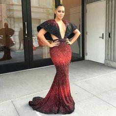 Lala Anthony Met Gala dress