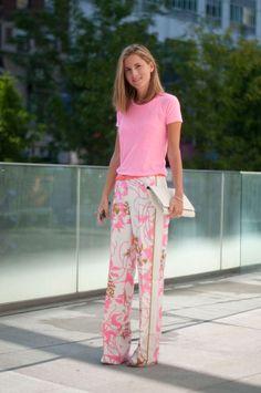 Marina Larroude senior fashion editor at Style.com
