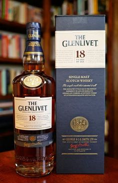 Glenlivet 18 Years Old- It does not get better.....add Padron 1926 or 1964....PERFECT EVENING!