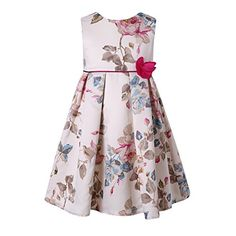 Richie House Big Girls Sweet flower dress RH2218A78 *** See this great product.