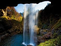 Places In Switzerland, Switzerland Tourism, Camping Sauvage, European Tour, Secret Places, Wild Nature, Travel Inspiration, Waterfall, Places To Visit