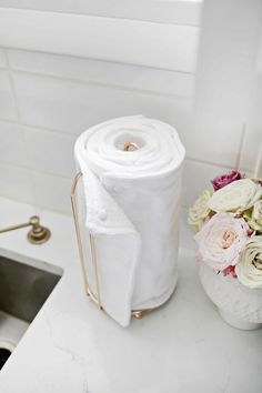 Unpaper Towel DIY (They Are Reuseable!) – A Beautiful Mess diy crafts for the home do it yourself easy country decoration paint organization projects Diy Cleaning Products, Cleaning Hacks, Diy Hacks, Wc Tabs, Easy Sewing Patterns, Clean Living, Beautiful Mess, Sustainable Living, Sustainable Products