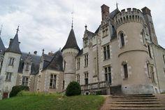 Chateau de Cande - Wallis Simpson and Edward Prince of Wales, England