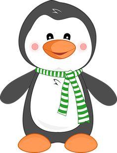Penguin, Animal, Cute, Cartoon