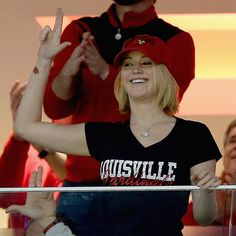 Jennifer Lawrence's Basketball Spirit Might Make You Love Her Even More.. # always love her. She is a great woman ..She conforms to her standards and not Hollywood's..