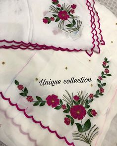 Embroidery Neck Designs, Embroidery Suits Design, Hand Work Embroidery, Machine Embroidery, Punjabi Suits Party Wear, Indian Party Wear, Punjabi Suits Designer Boutique, Indian Designer Suits, Kurta Designs