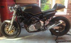 1997 Yamaha TRX 850