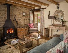 romantic self-catering cottage Devon