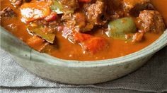 Goulash - the hairy dieters