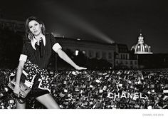 Barefoot Couture Campaigns : Chanel Spring/Summer