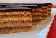 Hagyományos zserbó Vicikó konyhájából recept képpel. Hozzávalók és az elkészítés részletes leírása. A hagyományos zserbó vicikó konyhájából elkészítési ideje: 75 perc