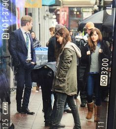 Jack.....Leila.....Ana.......On the Fifty Shades set today (March 2nd) credit to : lemon_buzz on twitter  #dakotajohnson  #fiftyshades #fiftyshadesag #fiftyshadesmovie #fiftyshadesofgrey #50shades #AnastasiaSteele  #fiftyshadesdarker #fiftyshadesfreed #mrgreywillseeyounow #Teamfifty