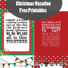 Christmas Vacation Jelly of the Month Club Certificate - Gag Gift   Christmas party ideas ...