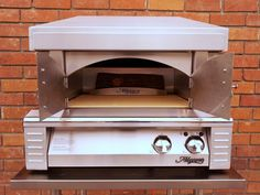 Alfresco's new at-home pizza oven! For the pizza maker in you!