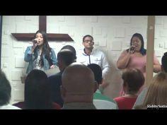 Alabanza y adoración con los jóvenes de Carolina en junio 4/17