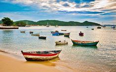 Buzios, La ciudad que hizo famosa Brigitte Bardot a mediados de la década de 1960, es una de las mecas del turismo de Brasil. Se caracteriza por su aspecto...