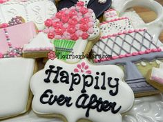 Flour Box Bakery — Happily Ever After