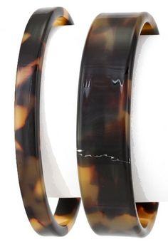 Dame Duo Tortoise Bracelets (2)