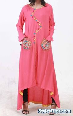 Pakistani Casual Dresses Designs 2016 for Summer | Latest Fashion Trends and…