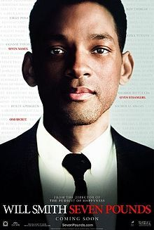 Seven Pounds - 2008 - Will Smith, Rosario Dawson, Woody Harrelson, and Barry Pepper