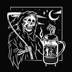 Death by Coffee 666
