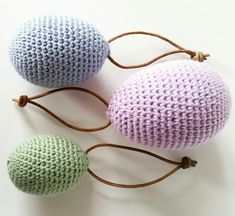 PennyMo: Gæk gæk gæk, mit hæklepåskeæg - New Ideas Crochet Food, Easter Crochet, Knit Crochet, Crochet Hats, Crochet For Beginners, Beginner Crochet, Chrochet, Easter Crafts, Happy Easter