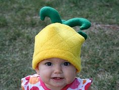 Baby Pineapple Hat