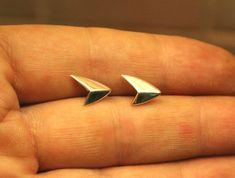 Star Trek earrings, star trek insignia earrings, starfleet insignia, star trek emblem starfleet symbol, sci-fi jewelry, sterling silver