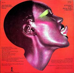 Richard Bernstein. Designspiration — Portfolio by Grace Jones, 1977 | Flickr - Photo Sharing!