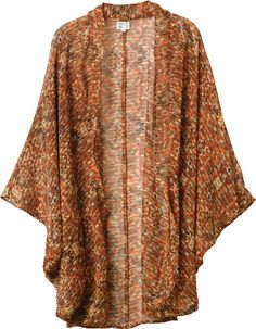 """McMurphy Kimono Robe/Jacket 