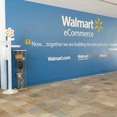 Wal-Mart bought a 'predicitive analytics' firm last June which analyzes online purchase transactions, the long-term online shopping records and information on industry trends in e-commerce for them.