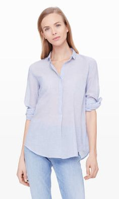 Women | Hartford Carson Shirt | Club Monaco